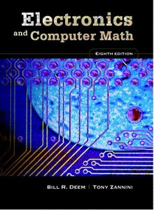 Electronics and Computer Math, 8/e-cover