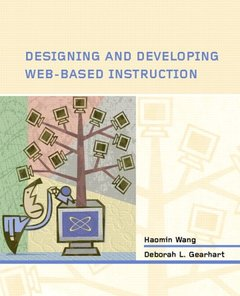 Designing and Developing Web-based Instruction-cover
