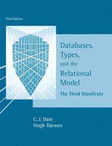Databases, Types and the Relational Model, 3/e