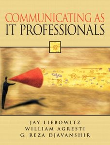 Communicating as IT Professionals-cover