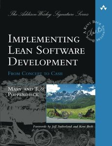 Implementing Lean Software Development: From Concept to Cash (Paperback)-cover