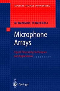 Microphone Arrays: Signal Processing Techniques and Applications-cover
