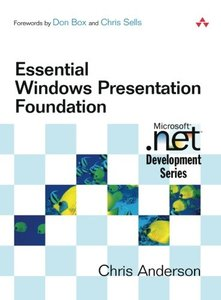 Essential Windows Presentation Foundation (Paperback)-cover