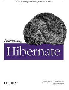 Harnessing Hibernate (Paperback)-cover