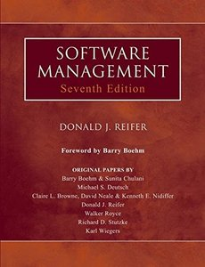 Software Management Tutorial, 7/e-cover