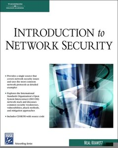 Introduction to Network Security (Paperback)-cover