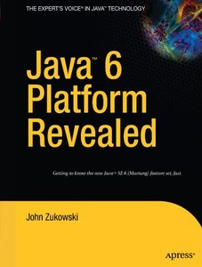 Java 6 Platform Revealed (Paperback)-cover