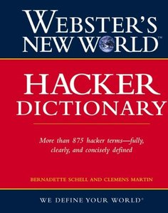Webster's New World Hacker Dictionary-cover