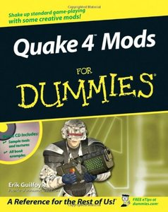 Quake 4 Mods For Dummies-cover