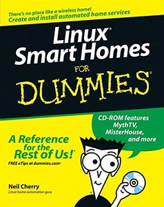 Linux Smart Homes For Dummies-cover