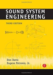Sound System Engineering, 3/e (Hardcover)-cover