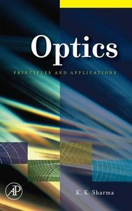Optics: Principles and Applications (Hardcover)美國原版