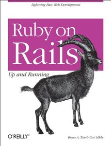 Ruby on Rails: Up and Running-cover