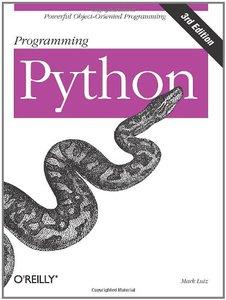 Programming Python, 3/e-cover