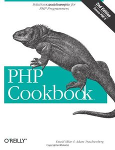 PHP Cookbook: Solutions and Examples for PHP Programmers, 2/e (Paperback)-cover