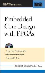 Embedded Core Design with FPGAs-cover