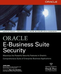 Oracle E-Business Suite Security-cover