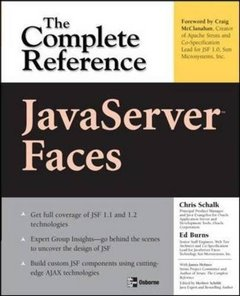 JavaServer Faces: The Complete Reference (Paperback)-cover