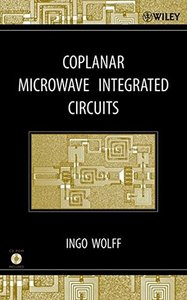 Coplanar Microwave Integrated Circuits (Hardcover)-cover