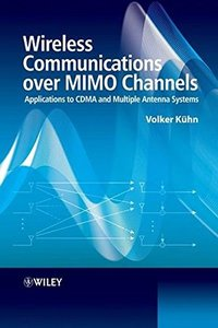 Wireless Communications over MIMO Channels: Applications to CDMA and Multiple Antenna Systems-cover