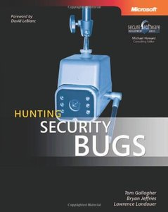 Hunting Security Bugs (Paperback)-cover