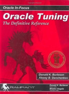 Oracle Tuning: The Definitive Reference-cover