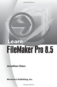 Learn FileMaker Pro 8.5-cover