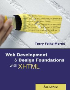 Web Development and Design Foundations with XHTML, 3/e (Paperback)-cover