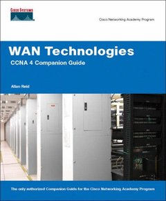 WAN Technologies CCNA 4 Companion Guide-cover