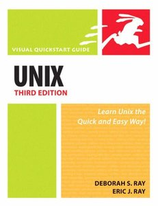 UNIX: Visual QuickStart Guide, 3/e (Paperback)-cover