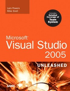 Microsoft Visual Studio 2005 Unleashed-cover