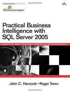 Practical Business Intelligence with SQL Server 2005-cover