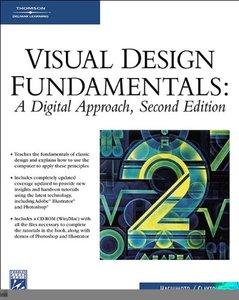 Visual Design Fundamentals: A Digital Approach, 2/e (Paperback)-cover