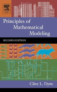 Principles of Mathematical Modeling, 2/e (Hardcover)-cover