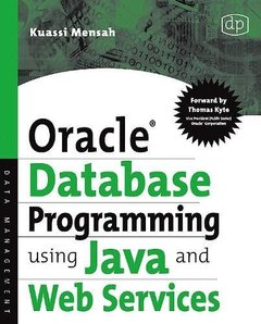Oracle Database Programming Using Java and Web Services-cover
