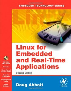 Linux for Embedded and Real-time Applications, 2/e (Paperback)-cover