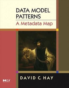 Data Model Patterns: A Metadata Map (Hardcover)-cover