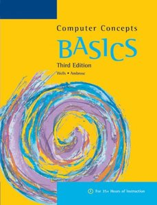 Computer Comcepts Basics, 3/e-cover