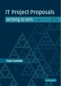 IT Project Proposals: Writing to Win (Paperback)-cover