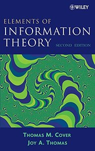 Elements of Information Theory, 2/e (Hardcover)-cover