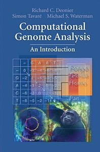 Computational Genome Analysis: An Introduction (Hardcover)-cover