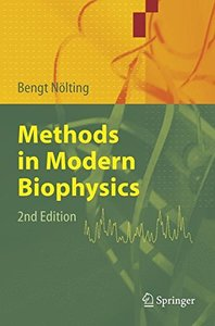 Methods in Modern Biophysics, 2/e-cover