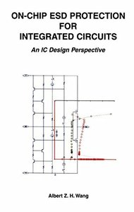 On-Chip ESD Protection for Integrated Circuits: An IC Design Perspective (Hardcover)-cover