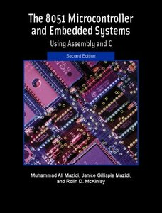 The 8051 Microcontroller and Embedded Systems, 2/e(美國原版)-cover