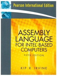 Assembly Language for Intel-Based Computers, 5/e (IE) (美國版ISBN:0132383101)-cover