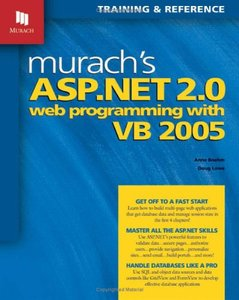 Murach's ASP.NET 2.0 Web Programming with VB 2005-cover