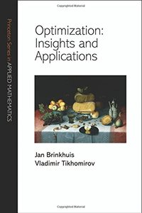 Optimization: Insights and Applications (Hardcover)-cover