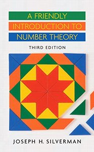A Friendly Introduction to Number Theory, 3/e (IE-Paperback)-cover