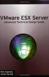 VMware ESX Server: Advanced Technical Design Guide-cover