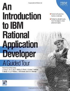 An Introduction to IBM Rational Application Developer: A Guided Tour-cover